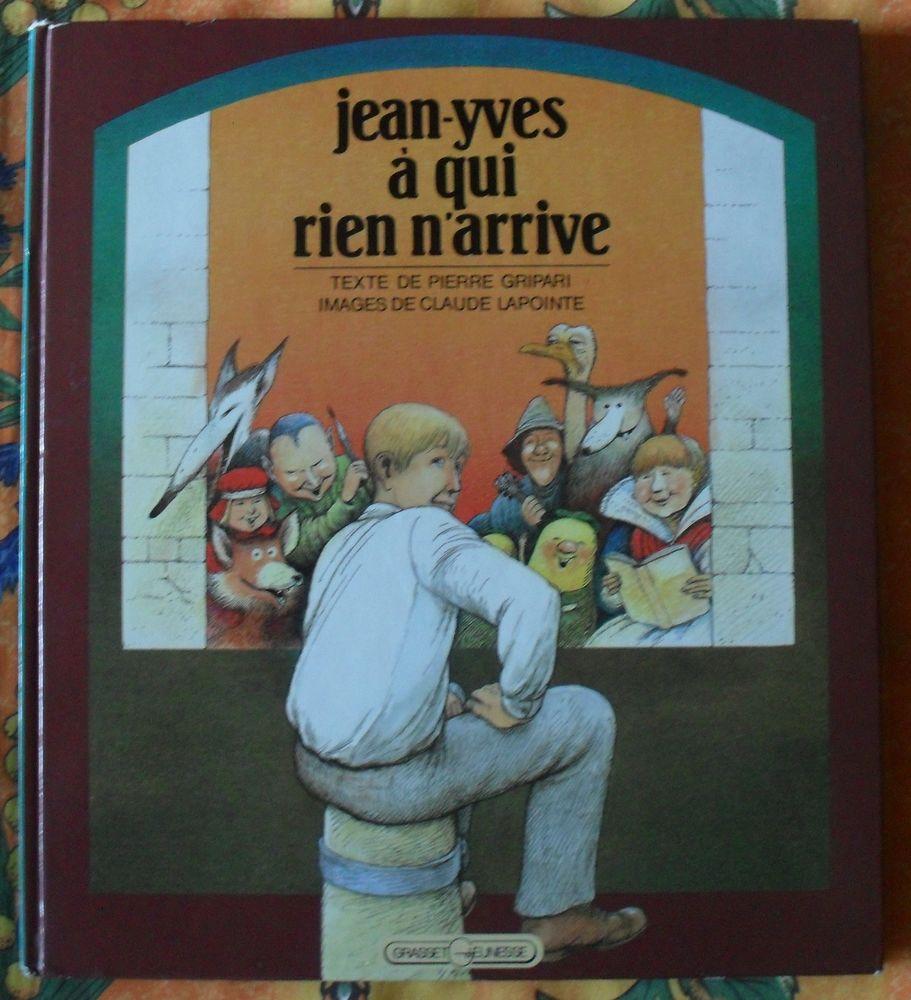 JEAN-YVES à qui rien n'arrive de GRIPARI/LAPOINTE 17 Montreuil (93)