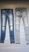 lot 2 jeans bleu : 1 clair et 1 foncé 12 La Magdelaine-sur-Tarn (31)