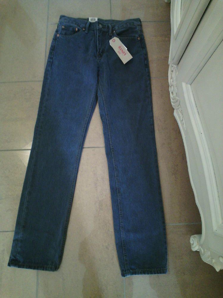 Jeans Bleu Slim 511 Homme Levi's neuf - original 60 Reims (51)