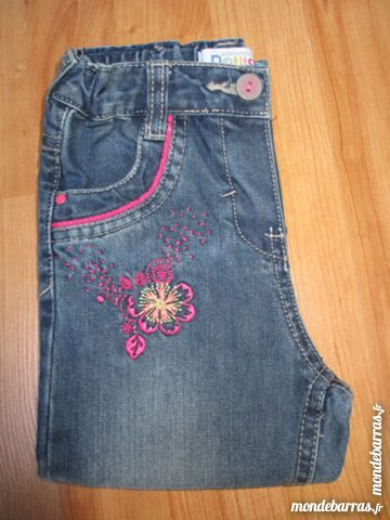 Jeans La compagnie des petits 15 Faches-Thumesnil (59)