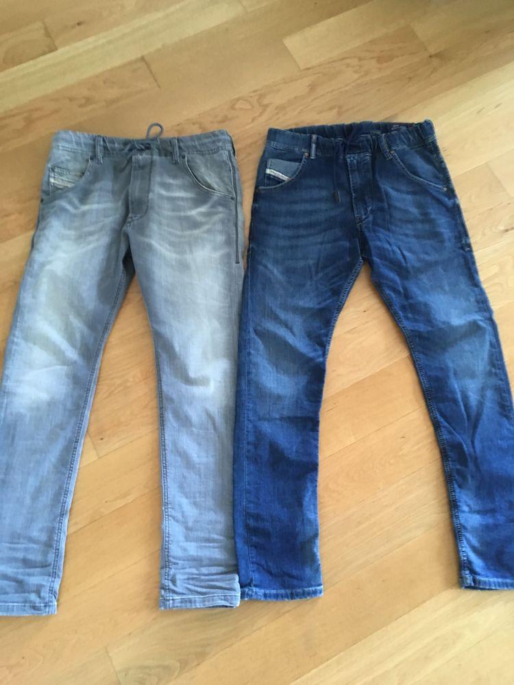 2 jog jeans Diesel taille 28 70 Lyon 2 (69)