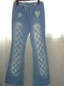 jeans fantaisie à franges 25 Châtenay-Malabry (92)