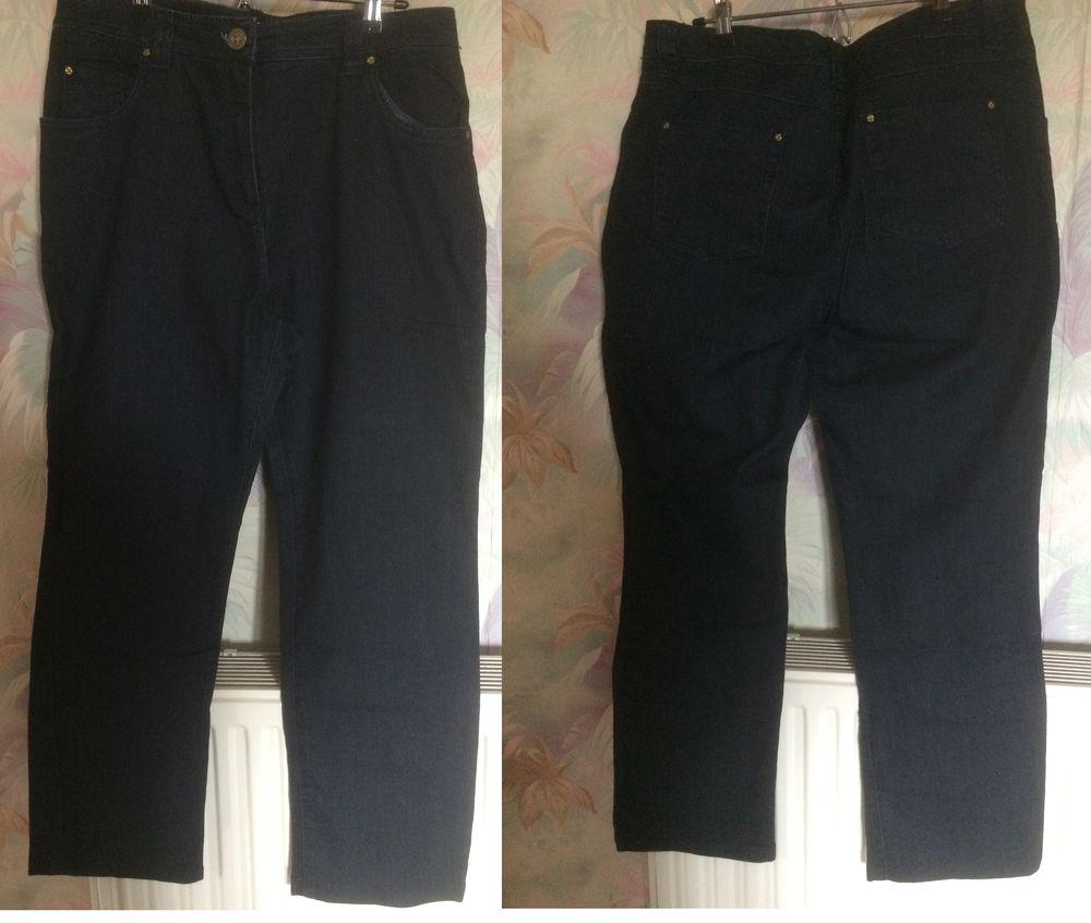lot de 3 jeans femme taille 48 EMMA PERNELLE  30 Les Églisottes-et-Chalaures (33)