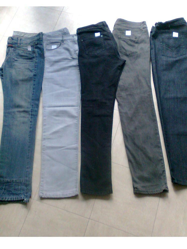 lot de jeans - femme - 38 au 46  - zoe 3 Martigues (13)
