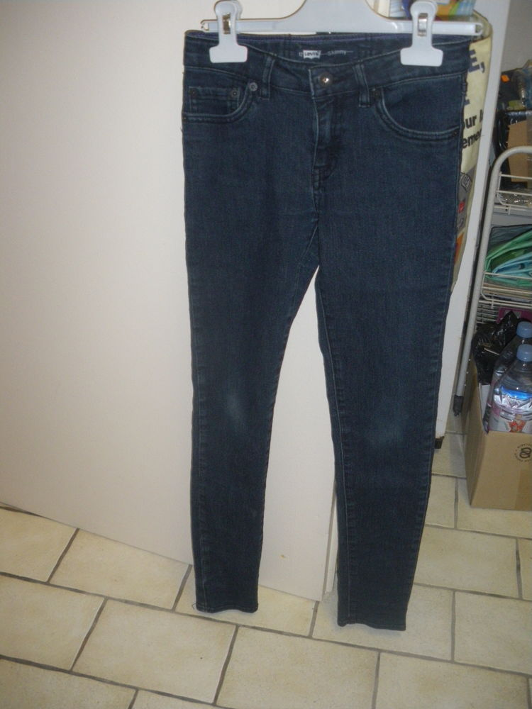 Jeans fille 12 ans 10 Troyes (10)