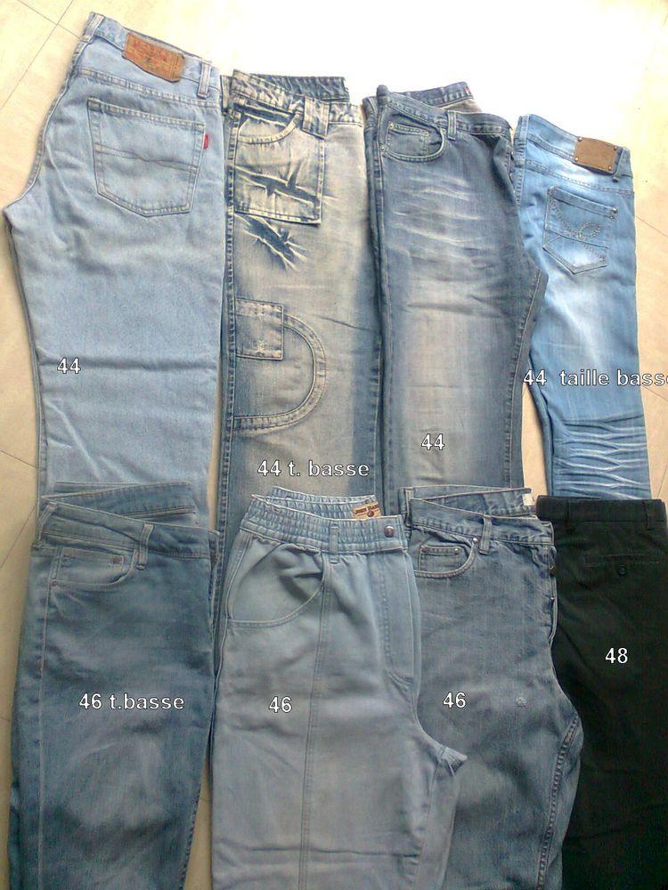 jeans homme ou unisexe - 44 au 48 - zoe 3 Martigues (13)
