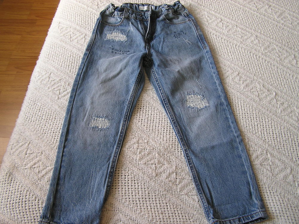 Jeans, T. 8 ans, marque Régular par Kiabi 4 Brouckerque (59)