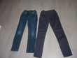 Lot de 2 jeans Pepperts 10 ans Occasion Vêtements enfants