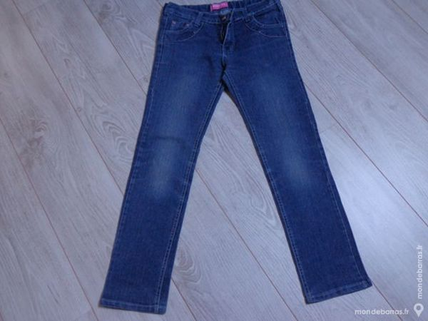 JEANS TAILLE 12 ANS 6 Longperrier (77)