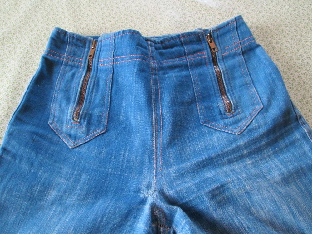 Jeans vintage années 1970 10 Bourgoin-Jallieu (38)