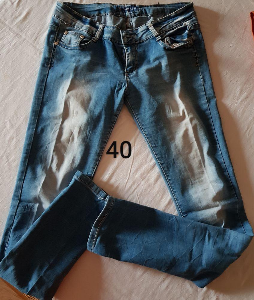 Lot de jeans  20 Marseille 13 (13)