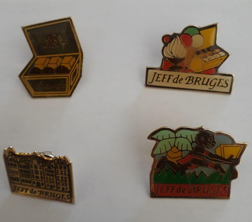 Pin's Jeff De Bruges. 5 Vierzon (18)