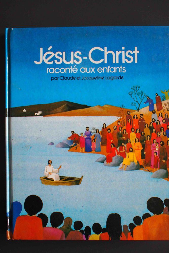 JESUS CHRIST raconté aux enfants 3 Rennes (35)