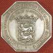 Jeton en argent Normandie: Ordonnance Royale du 20 Septembre