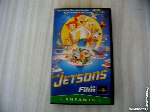 K7 VHS LES JETSONS Le film dessin animé RARE 15 Nantes (44)