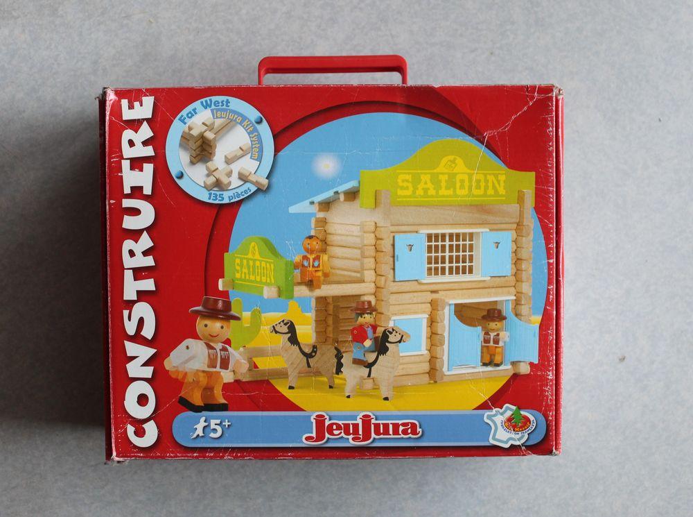 JEUJURA Saloon Jeux / jouets