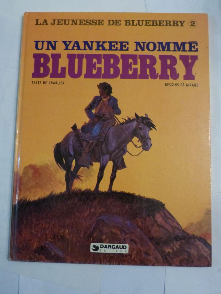 BD-LA JEUNESSE DE BLUEBERRY N° 2 - UN YANKEE NOMME BLUEBERRY 25 Brest (29)