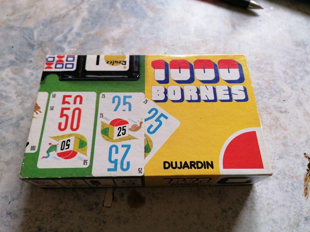 Jeux 1000 bornes 1971 collection parfait état complet  150 Villeurbanne (69)
