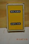 jeux de 54cartes PUB RICARD 3 Blaye-les-Mines (81)