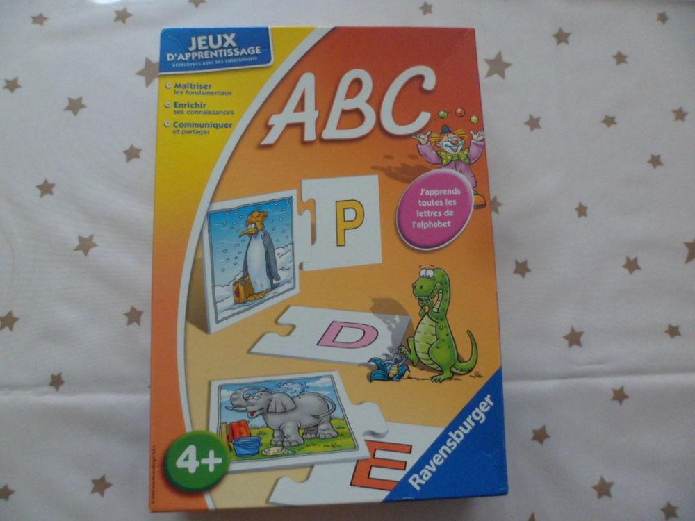 JEUX D' APPRENTISSAGE ABC 3 Notre-Dame-de-Bondeville (76)