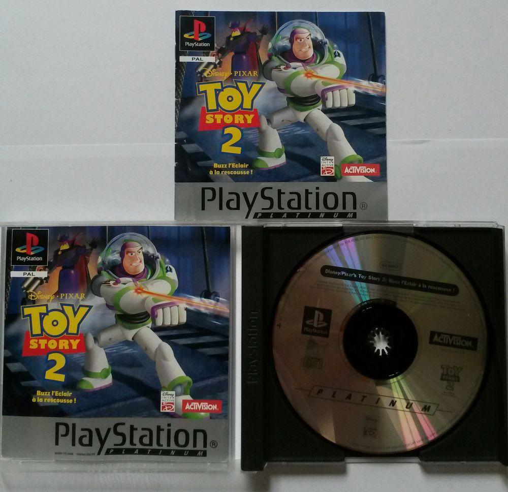 jeux PS 1 et 2 avec notice 4 Jargeau (45)