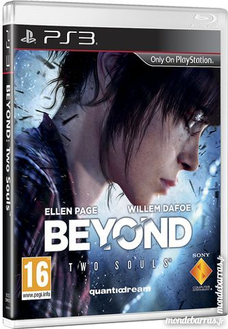 Jeux beyond two souls 15 Cesson (77)