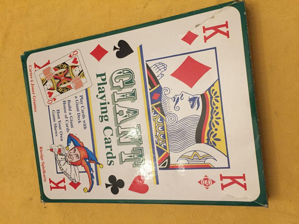 jeux de carte géant  5 Nancy (54)