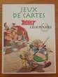 Jeux de cartes Asterix le légionnaire.