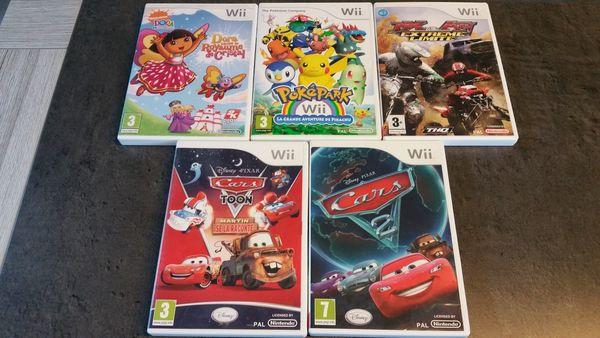 Jeux console Wii 10 Ambrières-les-Vallées (53)