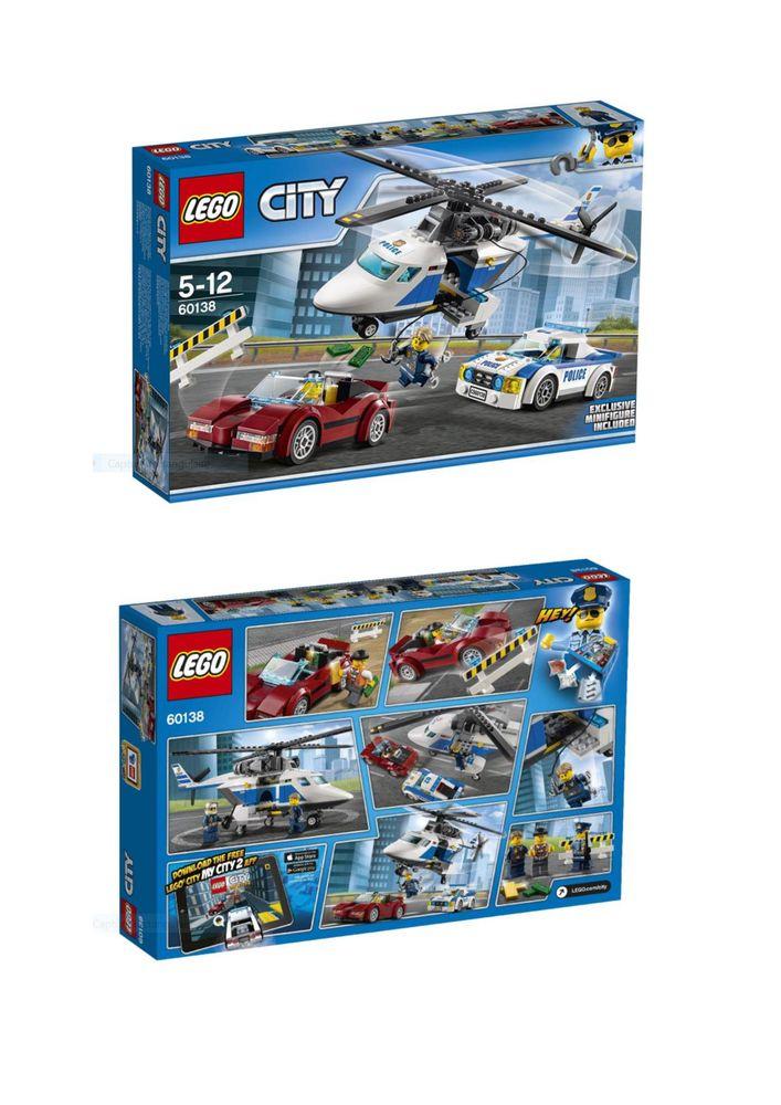 JEUX DE CONSTRUCTION LEGOS CITY  38 Villejuif (94)