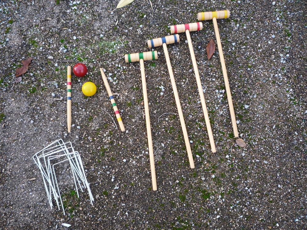 Jeux de croquet en bois 25 Castres (81)