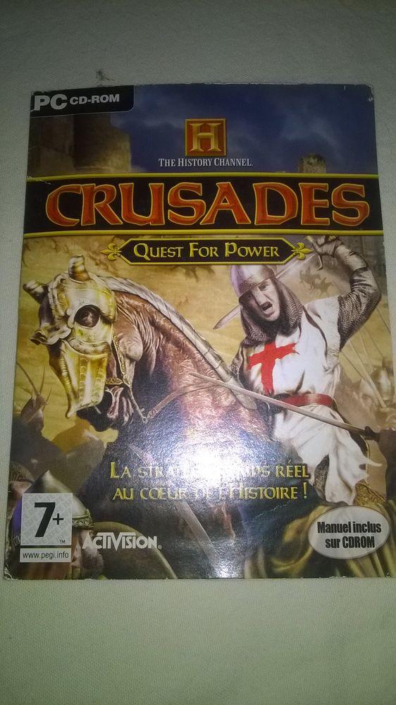 Jeux CRUSADE  pour PC  2004 Excellent etat Activision Q 4 Talange (57)