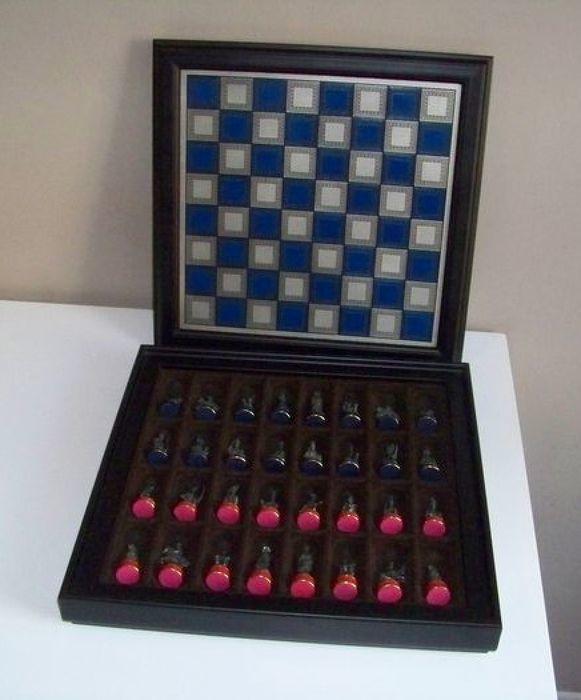 jeux d'échecs bataille de Waterloo  430 Dijon (21)