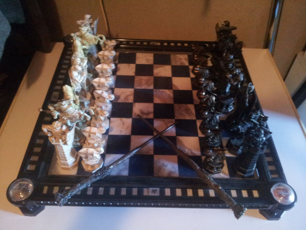 Jeux d'échecs Harry Potter 175 Roquedur (30)