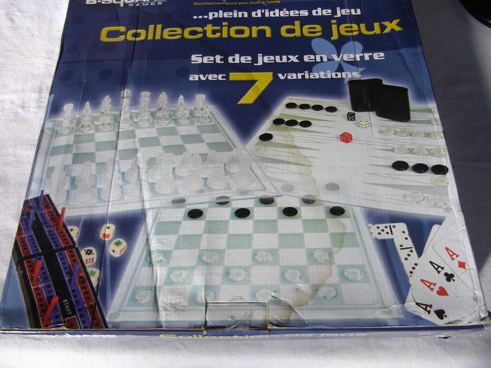 Jeux  d'échecs  20 Ozoir-la-Ferrière (77)