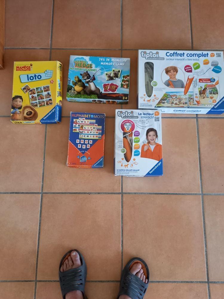 jeux  éducatif 15 La Varenne (49)