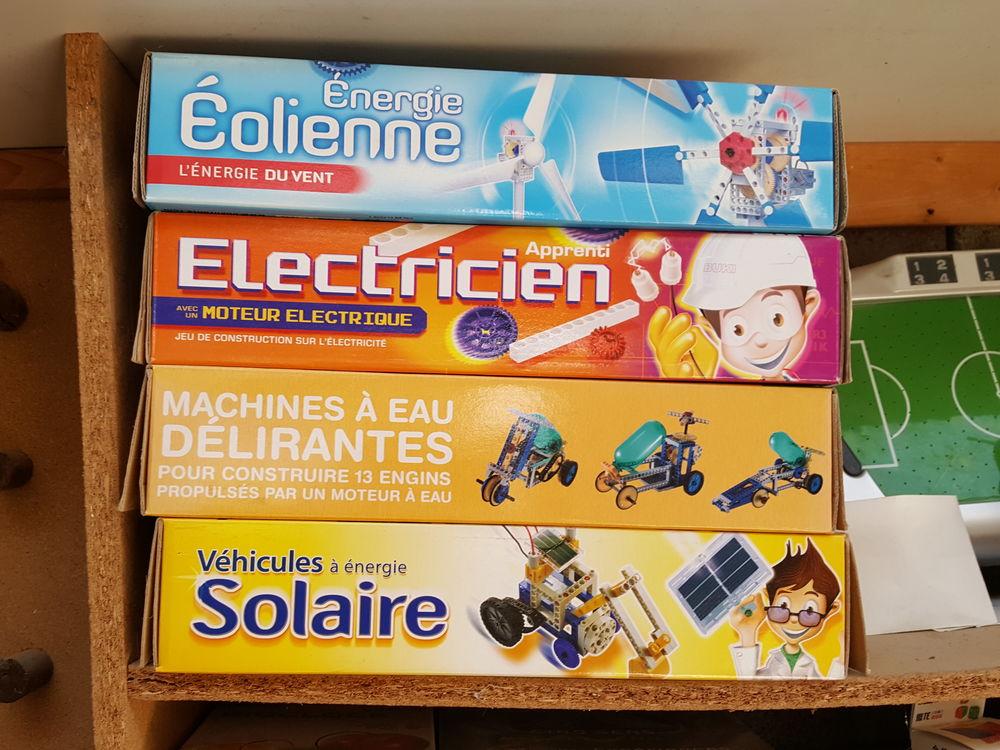 Jeux d'expériences + mallettes  1 Condat-sur-Vienne (87)