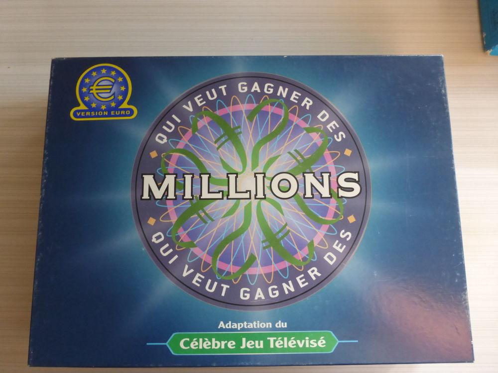 JEUX QUI GAGNER DES MILLIONS,  12 Creuzier-le-Vieux (03)