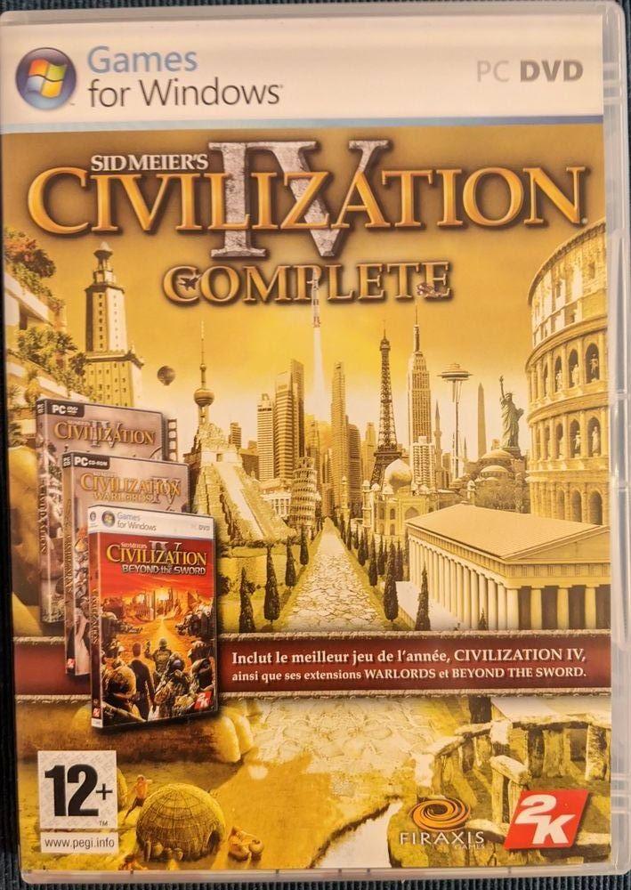 13 jeux PC individuels ou lot 2 Ferney-Voltaire (01)