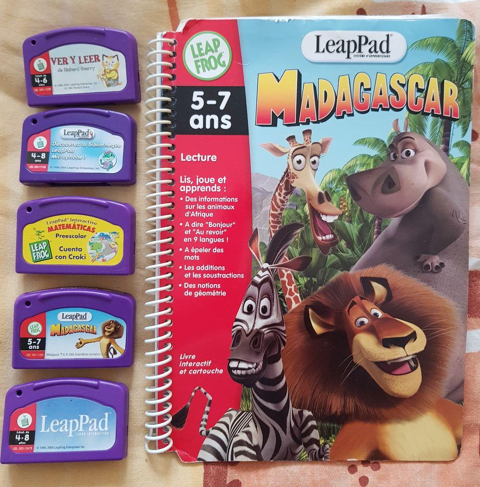 Jeux jouet leapad livre leapfrog console enfant 20 Paris 12 (75)