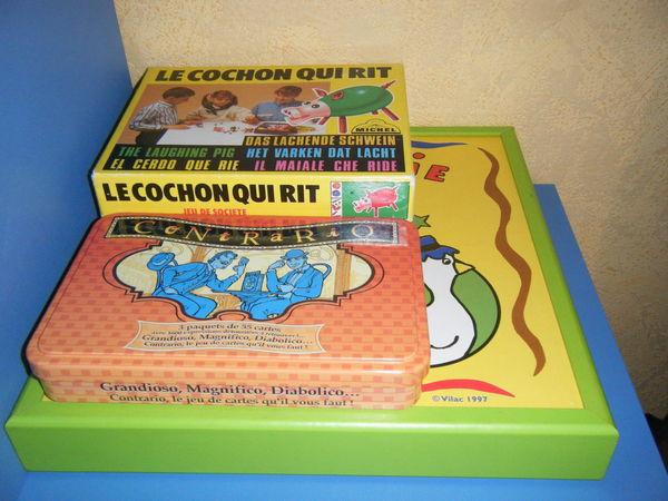 Jeux et jouets divers (+ livres, BD, cassettes vidéo) 1 Saint-Symphorien-sur-Coise (69)
