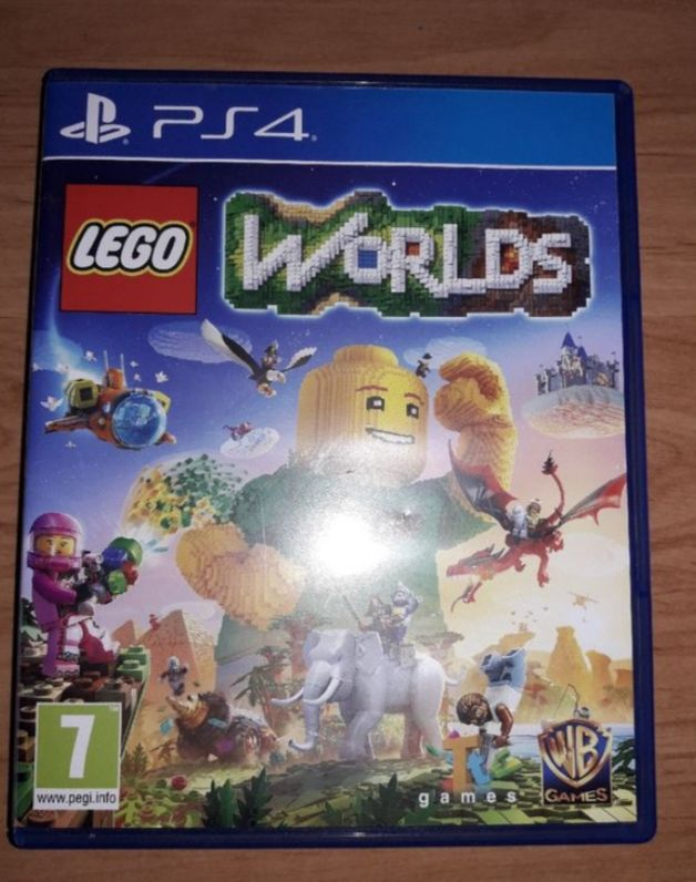 Jeux Lego World ps4 15 Montreuil (93)