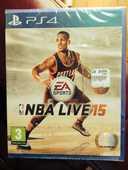 Jeux PS4 NBA Live 15 35 Paris 12 (75)