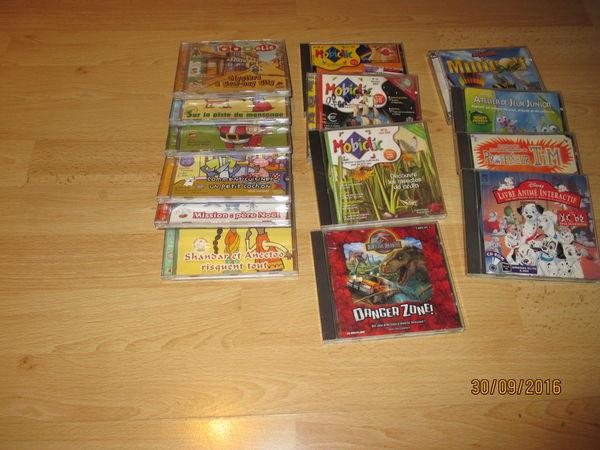 jeux  CD ludiques  50 Marcilloles (38)