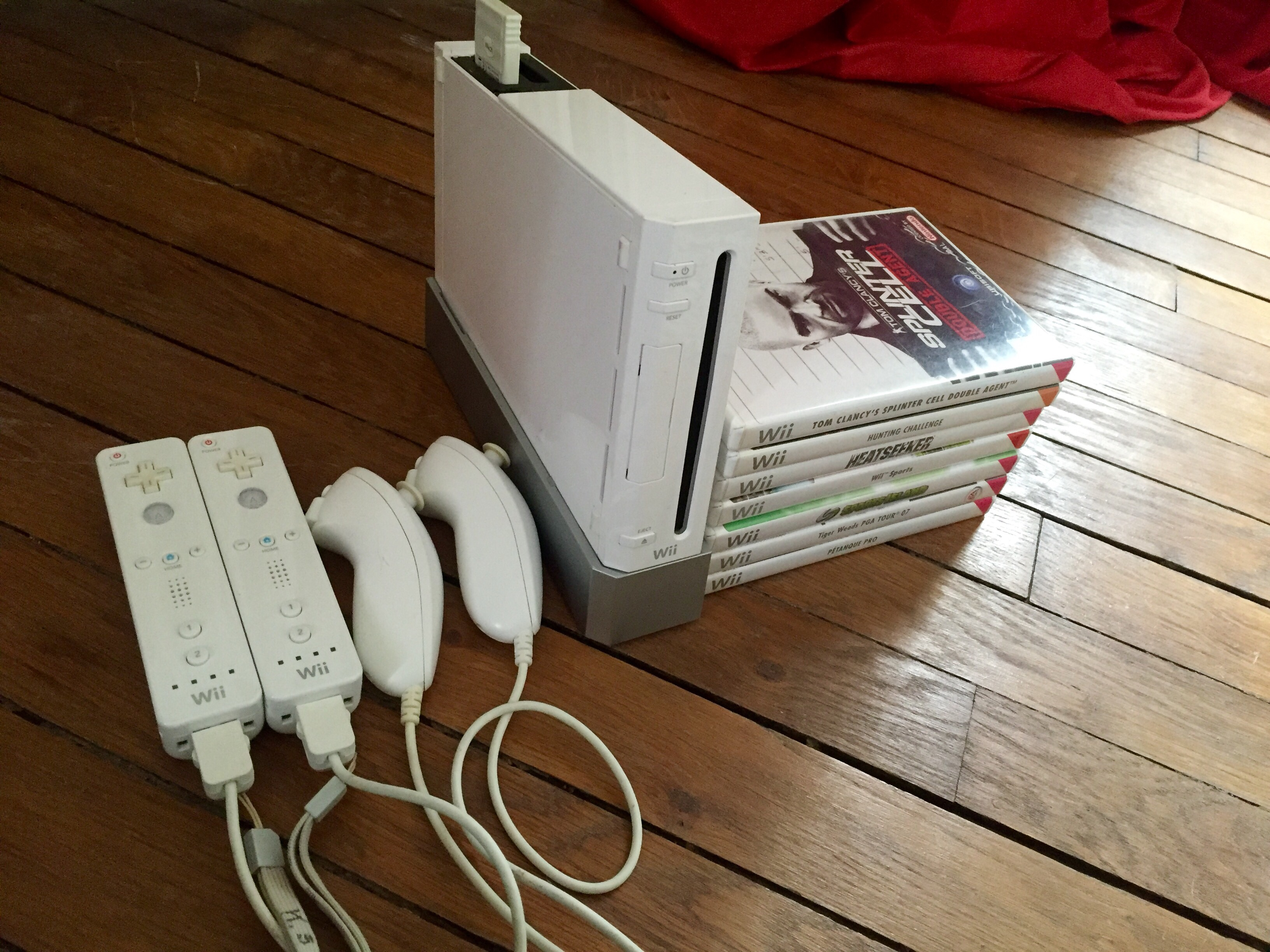 Wii/jeux/manettes 50 Paris 14 (75)