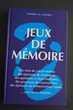 JEUX DE MÉMOIRE - Thierry M.Carabin,