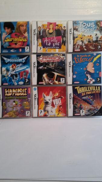 Jeux Nintendo DS - 01 12 Follainville-Dennemont (78)