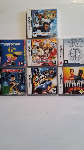 Jeux Nintendo DS - 03 12 Follainville-Dennemont (78)