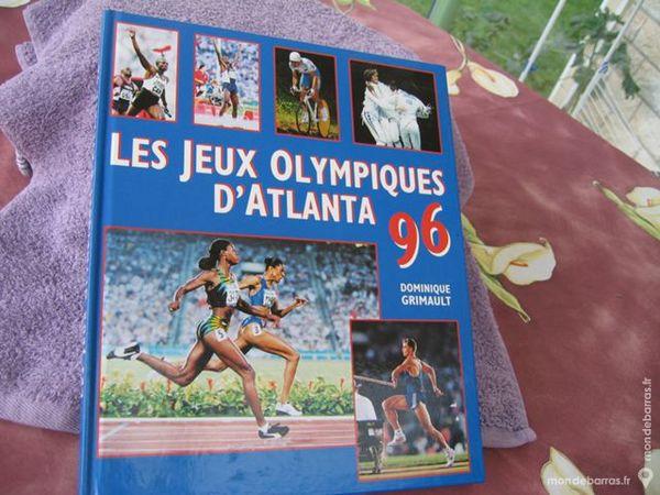 les jeux olympiques d'atlanta 96 6 Corbeil-Essonnes (91)