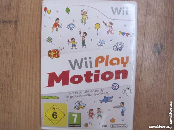jeux wii play motion 2 Ville-sous-Anjou (38)